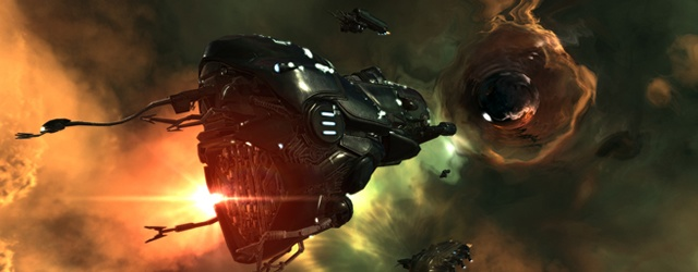 EVE Online: Основы жизни в w-space
