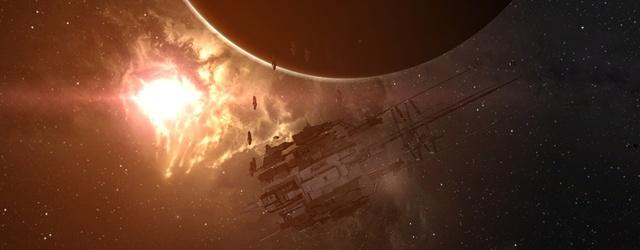 EVE Online: Призраки в Рубиконе