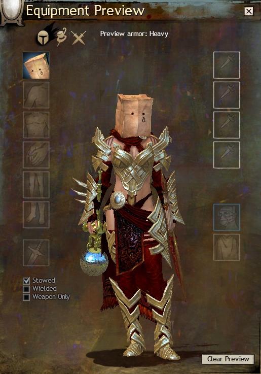 Guild Wars 2: Дело вкуса