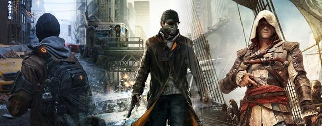 MMO-индустрия: Ubisoft видит будущее в открытых игровых мирах
