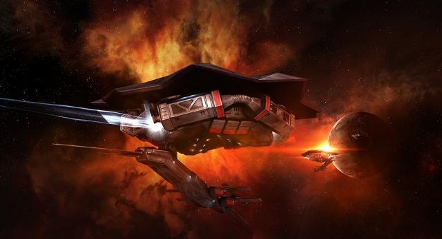 EVE Online: Blog by Atron: Домики налетают
