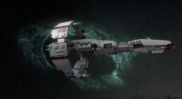 EVE Online: За Рубиконом