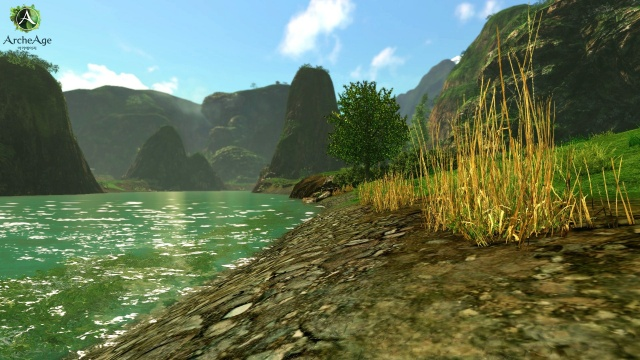 ArcheAge: House of the rising sun