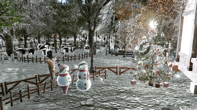 ArcheAge: Let it Snow!