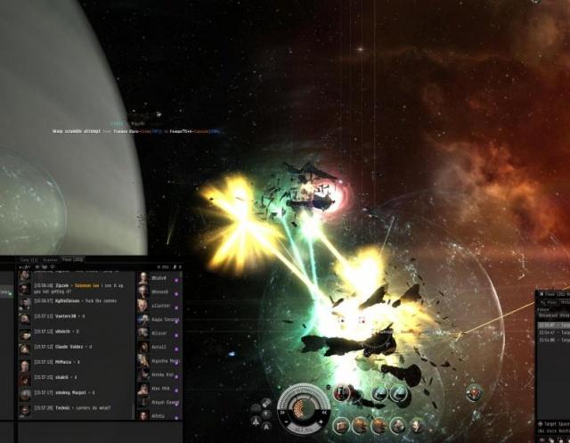 EVE Online: Ошибка бухгалтерии