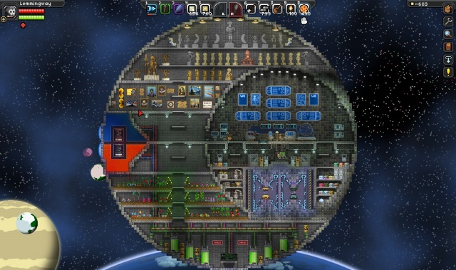 Starbound: Blog by Atron: Яростная Коала