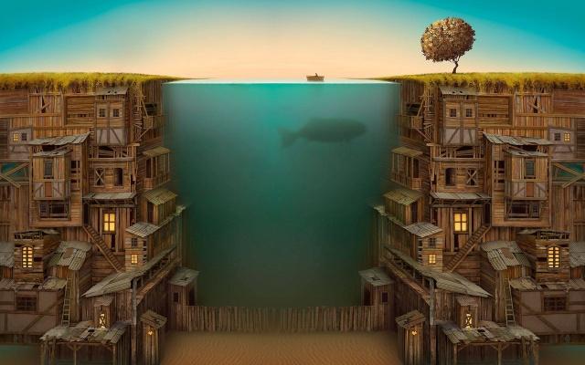 Игры Разума: Рыбацкие истории
