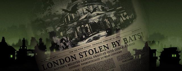 Текстовые игры: Fallen London: иллюстрированный нарратив