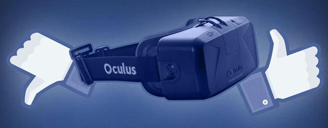 Планета Железяка: Oculus Rift: c фейсбуком, но без майнкрафта