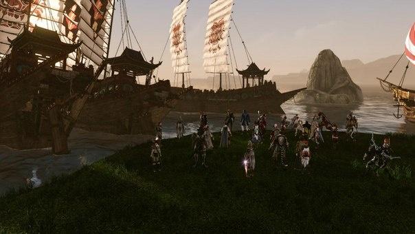 ArcheAge: Инох: альянс Union