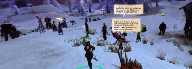 Guild Wars 2: Мегасервер: плюсы и минусы