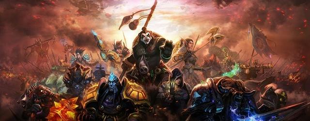 World of Warcraft: Брюки превращаются…