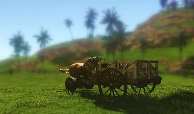 ArcheAge: Трактор преткновения