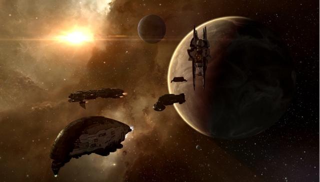 EVE Online: Жаркие летние солнца