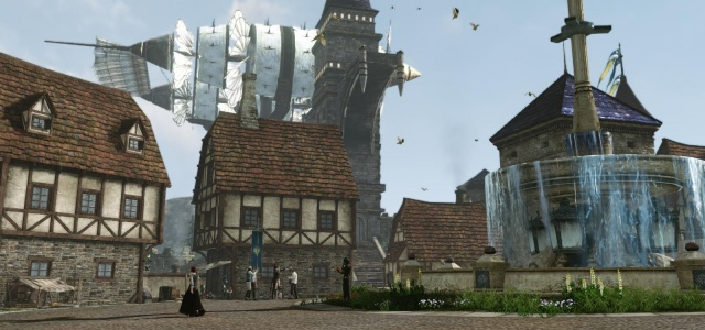 ArcheAge: Рэкс-плекс-апекс: free-to-play от Trion