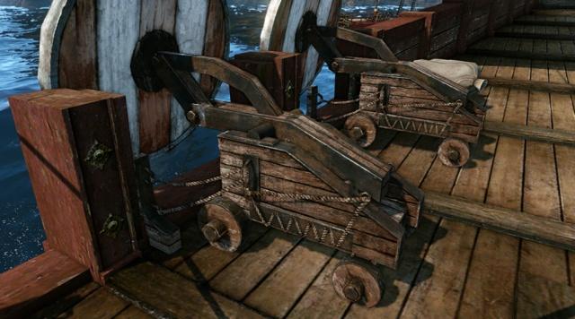 ArcheAge: Кораблего
