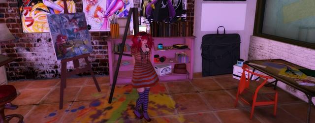 Second Life: Другая жизнь