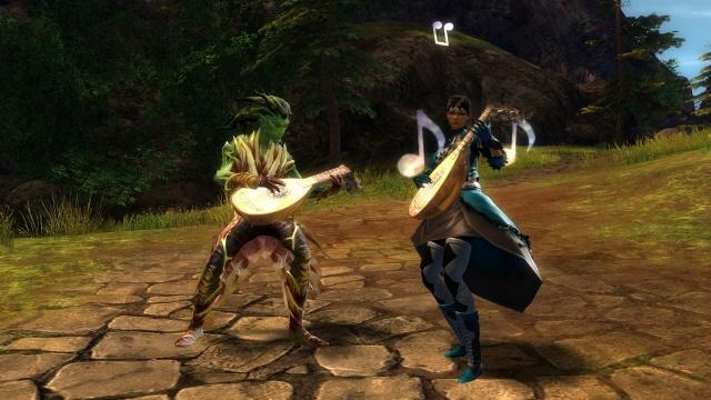 Guild Wars 2: Как по нотам