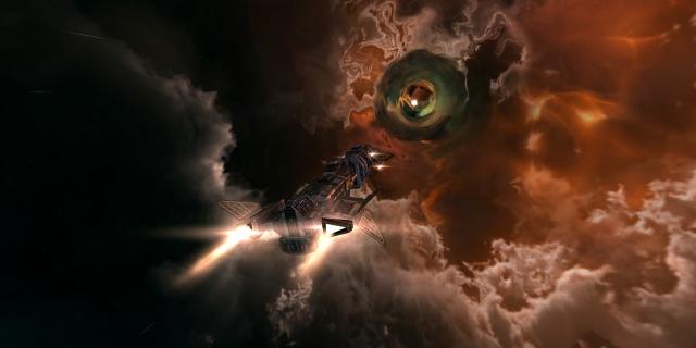EVE Online: Переоткрыватели червоточин