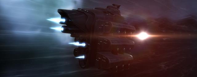 EVE Online: Сквозь время и пространство