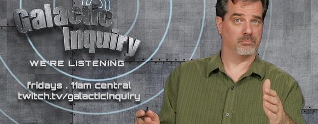 Star Citizen: Galactic Inquiry: независимое шоу в духе Wingman´s Hangar