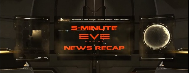 EVE Online: 5 Minute EVE News Recap