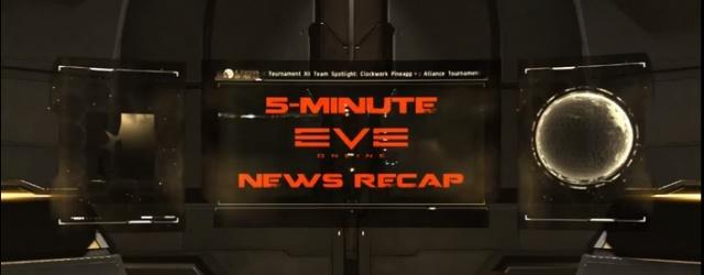 EVE Online: 5 Minute EVE News Recap