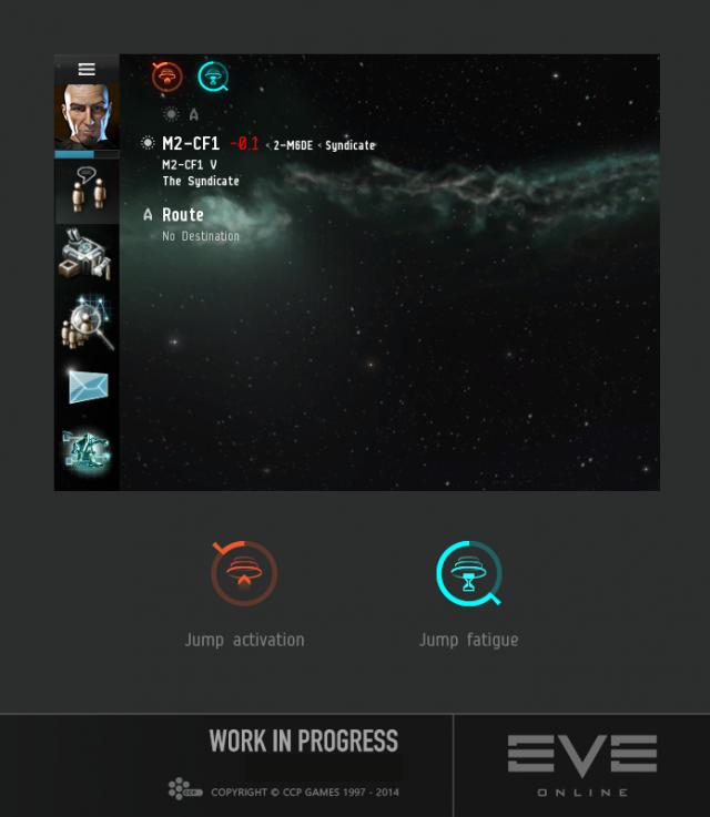 EVE Online: Я устал – не полечу