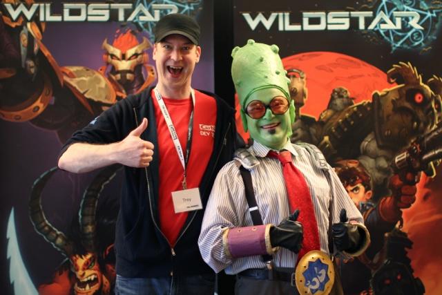 MMO-индустрия: Увольнения в NCSoft West