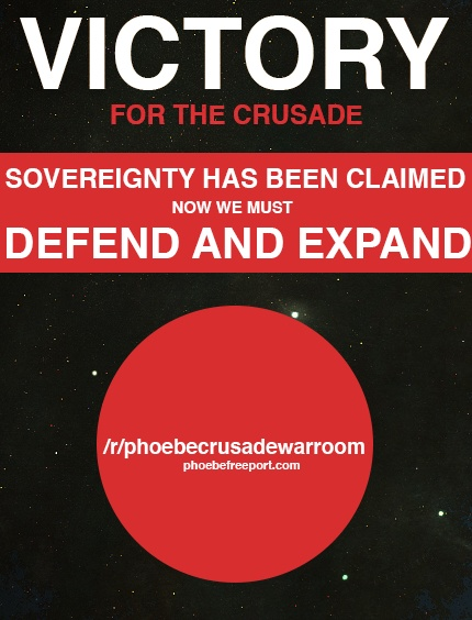 EVE Online: Первый Крестовый Поход: Phoebe Freeport Republic