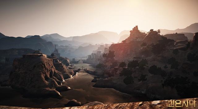 Black Desert: Открытки из Медии