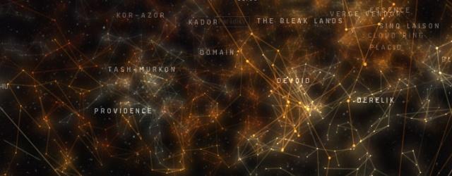 EVE Online: Новая звездная карта