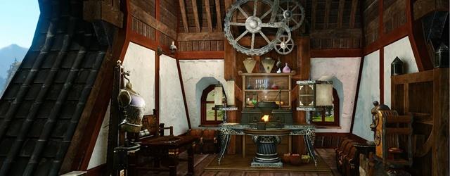 ArcheAge: Лестница на чердак