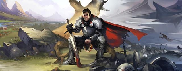 Crowfall: Падение черного ворона
