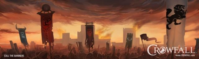 Crowfall: Знамена, вассалы и поиск недостатков в себе