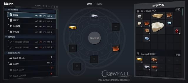 Crowfall: Крафт по подобию SWG: интервью с Томасом Блэром