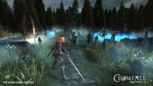 Crowfall: Верить в Вечное Королевство