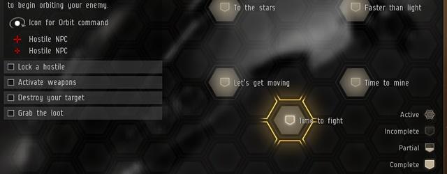 EVE Online: Возможности? Достижения? Главное, чтобы была цель!