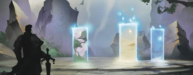 Crowfall: Осколки виртуальных миров