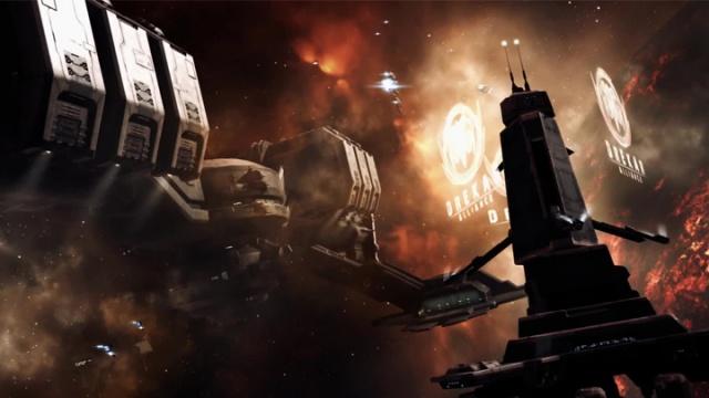 EVE Online: Тектонический сдвиг