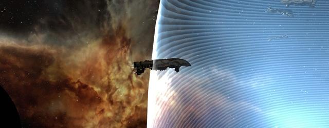 EVE Online: Дом среди звезд: часть первая