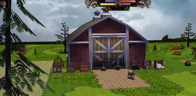 Salem: Посмотреть за горизонт