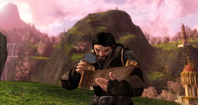 Lord of the Rings Online: Альтернативная история