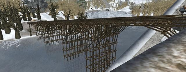 Wurm: Батюшки, мост!
