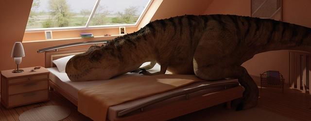 Холодный Кофе: Из жизни динозавров