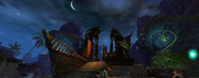 Guild Wars 2: Архитектурные часы мира