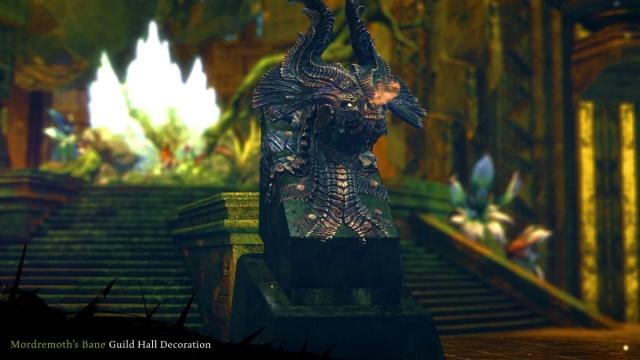 Guild Wars 2: Этот мир у них «холлом» зовется