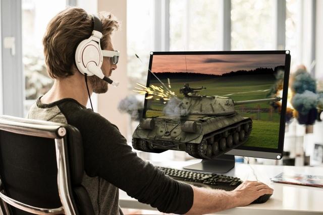 Планета Железяка: Виртуальная реальность почти своими руками
