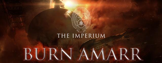 EVE Online: Амарр в огне