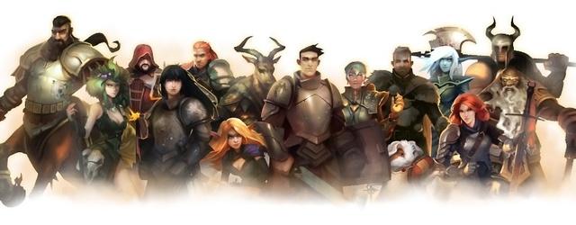 Crowfall: Архетипы, объединяйтесь